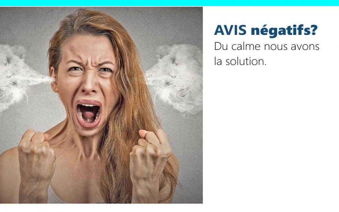 Comment gérer les AVIS négatifs sur votre fiche Google?