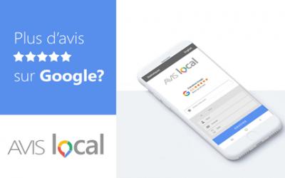 Comment avoir des AVIS Google?
