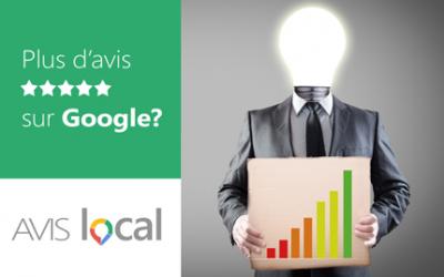 VOTRE OBJECTIF 2020 : Obtenir des avis Google !